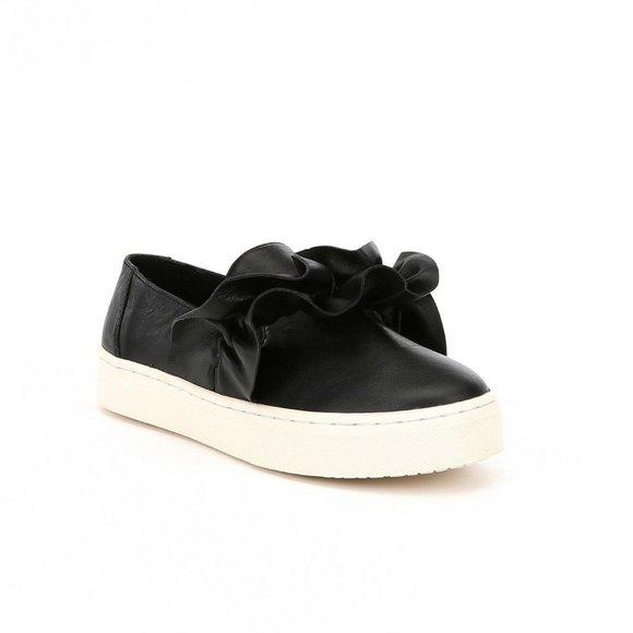 Portinah Ruffle Sneaker   Poshmark